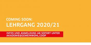 Lehrgang 2020/21 Coming soon