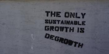 Graffiti Degrowth